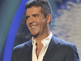 Judge Simon Cowell in Monday's semi-final