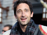 Adrien Brody attebdubg a party at a house in Mailbu, USA