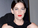 Liv Tyler at the closing of Marina Abramovic's 'The Artist is Present'