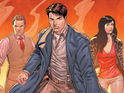 Titan announces that its new Torchwood comic will debut at Comic-Con International.