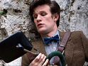 "Nicholas Briggs praises Doctor Who actor Matt Smith's ""magical"" portrayal of the Time Lord."