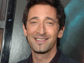 Sources say that Adrien Brody loves talking about Mad Men star January Jones.
