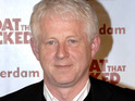 Richard Curtis responds after Grant said he was too posh for Four Weddings.