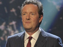 Piers Morgan hits out at celebrities who lack credible talent.