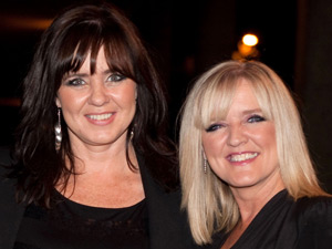 Coleen and Bernie Nolan