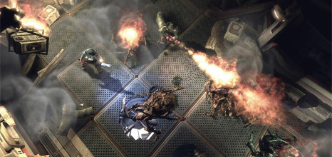 Gaming Review: Alien Breed: Impact