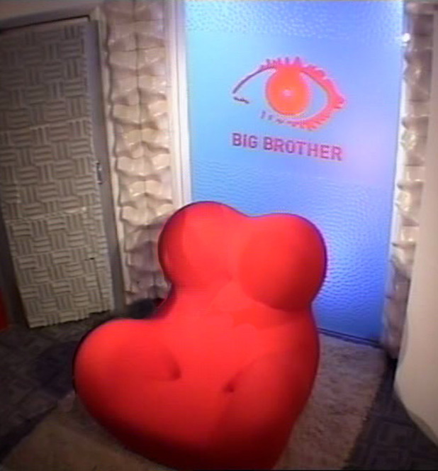 BB3 Diary Room chair