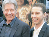 Harrison Ford / Shia LaBeouf