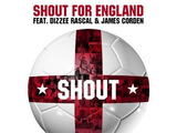 Dizee Rascal feat. James Corden 'Shout for England'