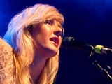 Ellie Goulding performing live at London's Shepherds Bush Empire