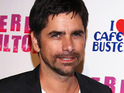 John Stamos admits that he was nervous about filming the Rocky Horror episode of Glee.
