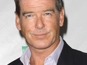 Pierce Brosnan admits that he doesn't miss playing James Bond.