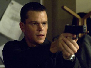 Jason Bourne from The Bourne Ultimatum