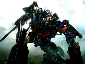 Optimus Prime from Transformers Revenge Of The fallen
