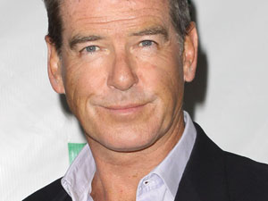 Pierce Brosnan attending Global Green USA&#39;s 14th Annual Millennium Awards held at Fairmont Miramar Hotel, California