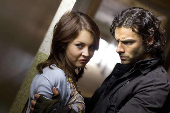 Lacey Turner, Being Human