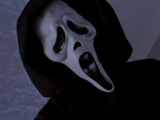 Scream mask in the original Scream movie