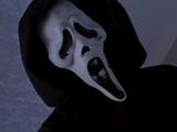 Scream mask in the original Scream movie