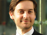 Tobey Maguire - The American actor will be 35 on Saturday