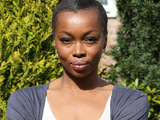 Phina Oruche as Gabby Sharpe in Hollyoaks