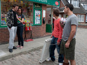Coronation Street topped the soap ratings yesterday evening, according to overnights.