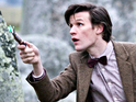 Matt Smith says that he wants ex-footballer Eric Cantona to guest star in the next series of Who.