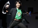 "Miyamoto says that Nintendo creates ""fun, odd and goofy things""."
