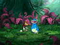 Click here to view an announcement trailer for Ubisoft's Rayman Origins.