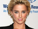Pineapple Express actress Amber Heard talks about being gay in Hollywood.