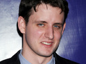 Zach Woods wins a guest role on HBO film-noir spoof Bored to Death.