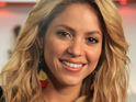 Shakira teams up with Dizzee Rascal for her latest single 'Loca'.