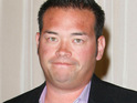 Jon Gosselin tweets a denial of claims he tried to extort money from his ex-wife Kate.