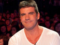 Simon Cowell defends the X Factor wildcard twist, claiming that it spiced up the first live show.