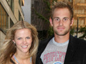 Brooklyn Decker says that she and Andy Roddick aren't rushing to start a family.