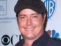 Jeremy London is questioned by police while filming Celebrity Rehab.