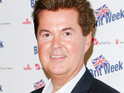 Simon Fuller says that it is an honor to receive a star on Hollywood's Walk of Fame.