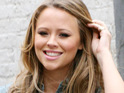 "Kimberley Walsh reveals that she is ""rubbish"" when it comes to exercising."