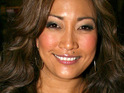 Carrie Ann Inaba accepts boyfriend Jesse Sloan's proposal for marriage while on live television.