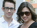A rep for Kevin McHale denies a report claiming that he is dating co-star Jenna Ushkowitz.