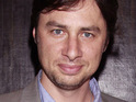 Former Scrubs star Zach Braff is to make a guest appearance on Cougar Town.