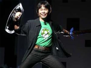 Shigeru Miyamoto E3 2004