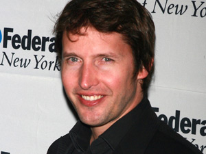 James Blunt at UJA-Federation's 2010 Music Visionary of the Year award luncheon
