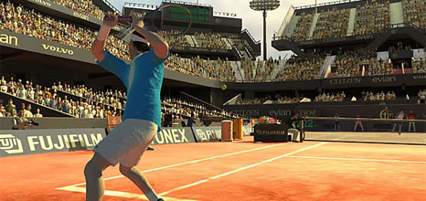 Gaming Feature: Tennis