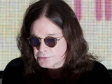 Ozzy Osbourne signs copies of his new CD 'Scream' at HMV Oxford Street London