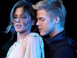 Derek Hough and Cheryl Cole