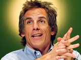 Ben Stiller at the Yahoo conference during the Cannes Lions International Advertising Festival, France