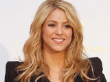 Shakira presents her first fragrance 'S' at Palacio de Santa Barbara in Madrid