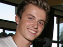 Footloose star Kenny Wormald says he admires Justin Timberlake's attitude.