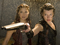 Resident Evil: Afterlife debuts at the top of the US box office.