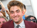 Robert Pattinson says that he's excited about the release of his upcoming movie Water For Elephants.